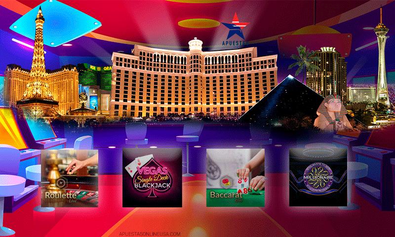 Bonos de Casinos USA