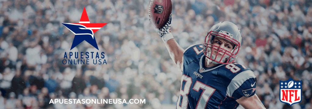 Comienza tus apuestas por la NFL en USA